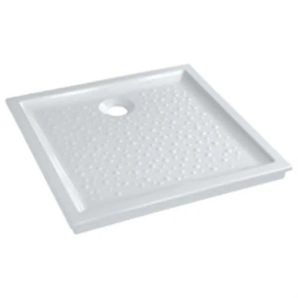 allia receveur bastia ceramique 90x90 extra plat a