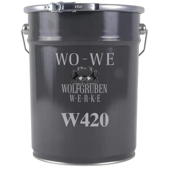 peinture pour bois gris fer sim a ral 7011 10l pour tous types de bois pour interieur et exterieur