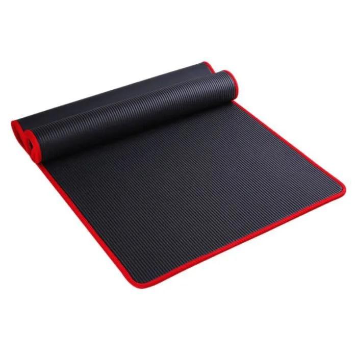 10mm tapis de yoga antiderapant epais tapis de fit