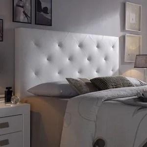 tete de lit bois massif soldes