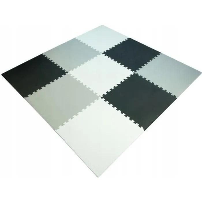 mila tapis d eveil puzzle 9 elements 180x180cm b