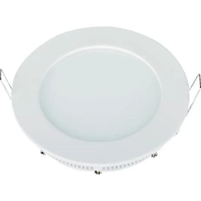 spot led encastrable extra plats 12w equivalent 70w blanc du jour 6000k