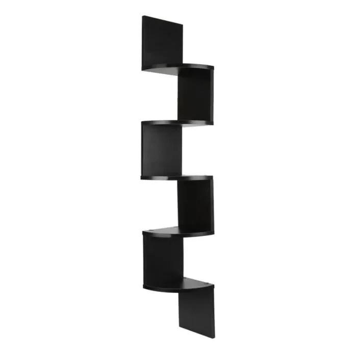 meuble angle noir