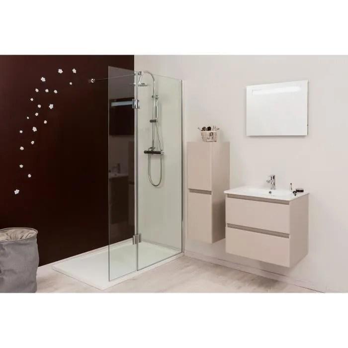 aqua paroi de douche italienne fixe