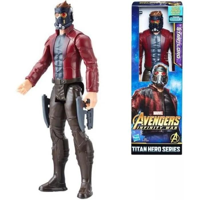 avengers figurine star lord 30 cm titan hero series
