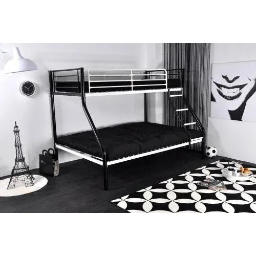 lit superpose jazz noir blanc 90 et
