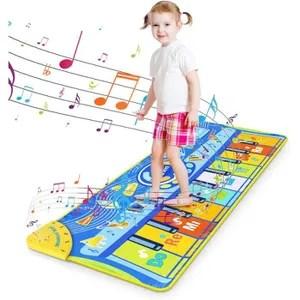 tapis de danse musical