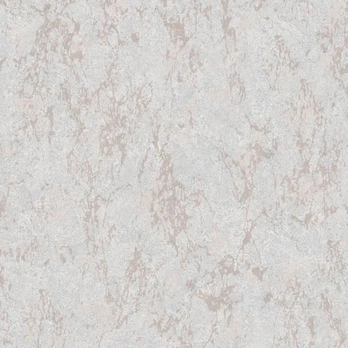 arlo texture papier peint metallise gris or rose