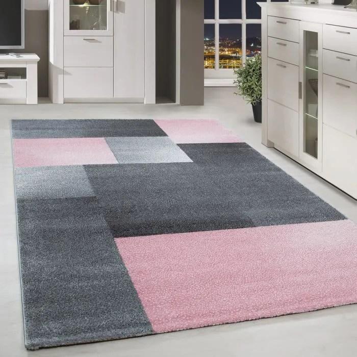 tapis design contemporain petit salon a