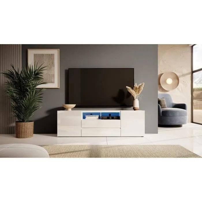 bowling distructiv fitness meuble tv 2m