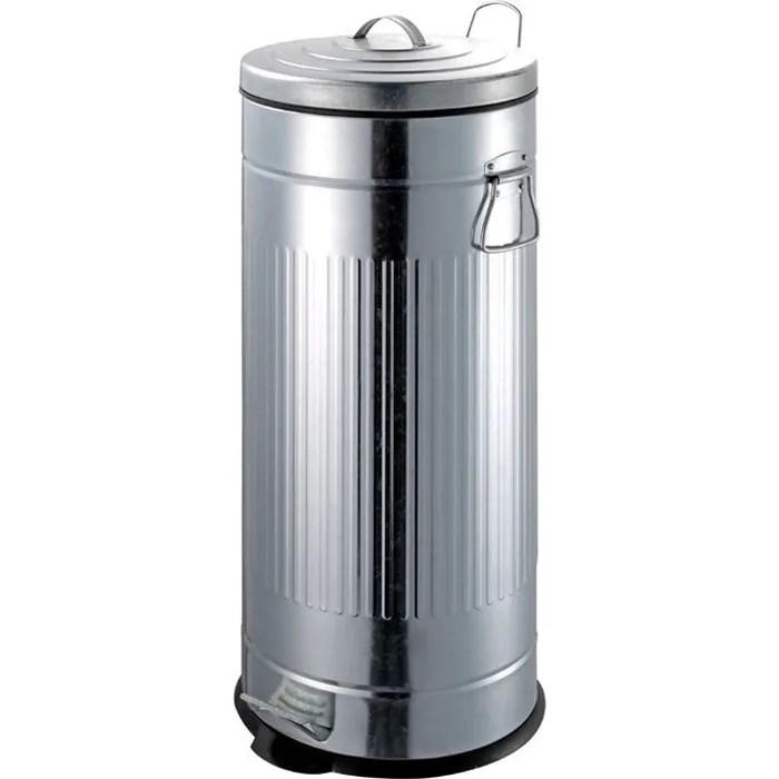 poubelle de cuisine 30l