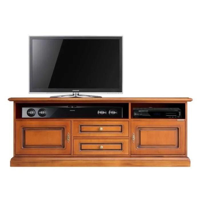 meuble tv avec espace pour barre de son