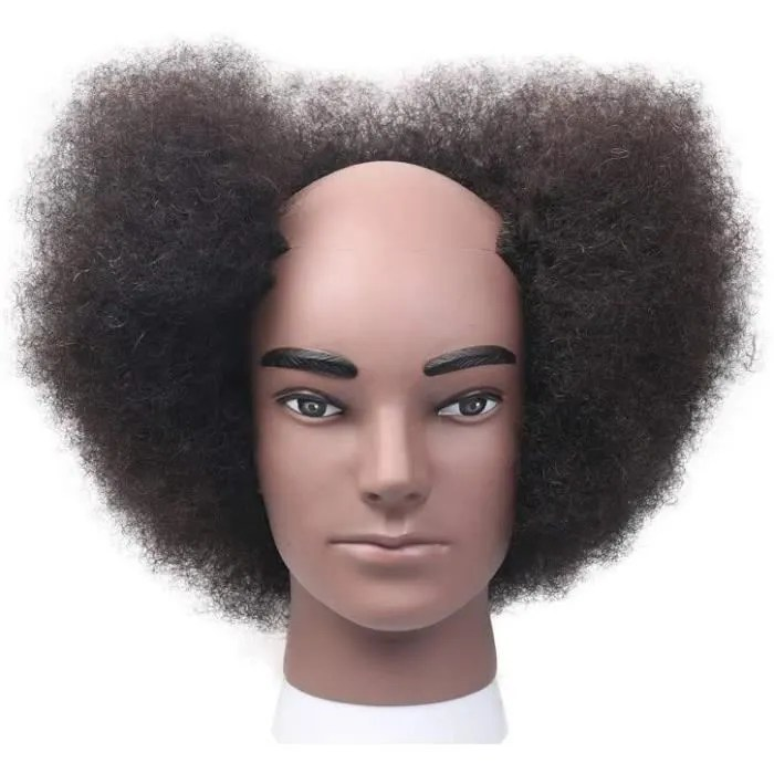 cheveux humains training 521539