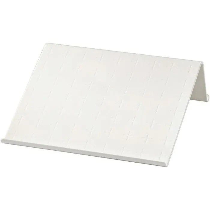 support pour tablette ikea iceberg white