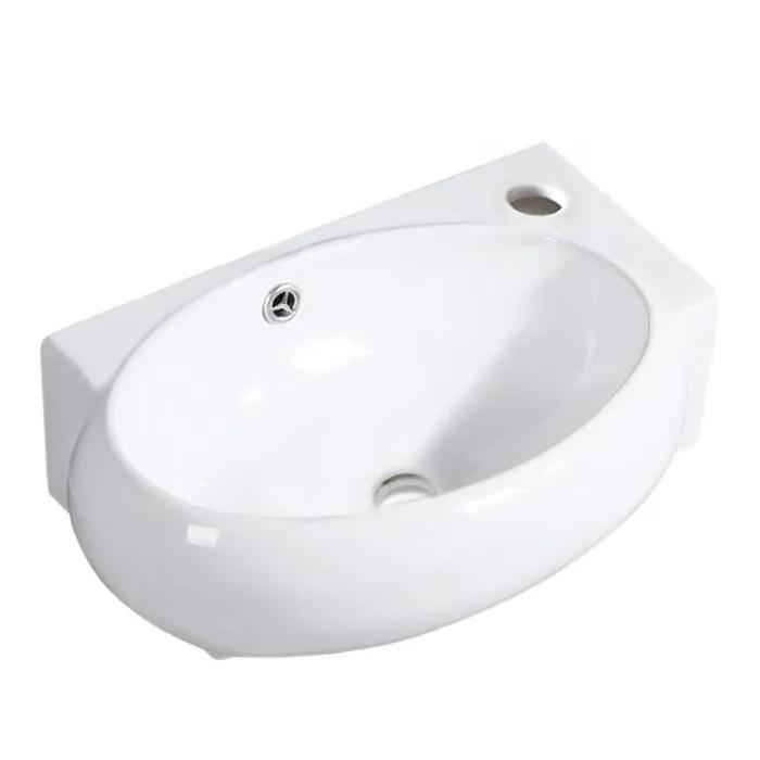 ensemble meuble lavabo lave main pour wc