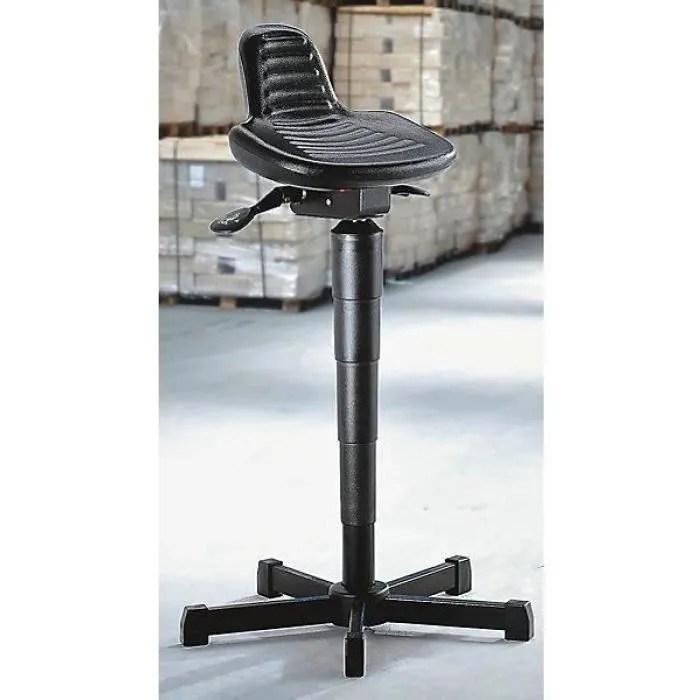 assis debout avec dosseret rallonge hauteur reglable de 610 a 880 mm appuie fesses assis debout chaise d atelier chaises