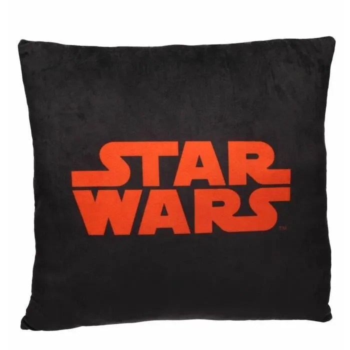wtt star wars coussin star wars logo square