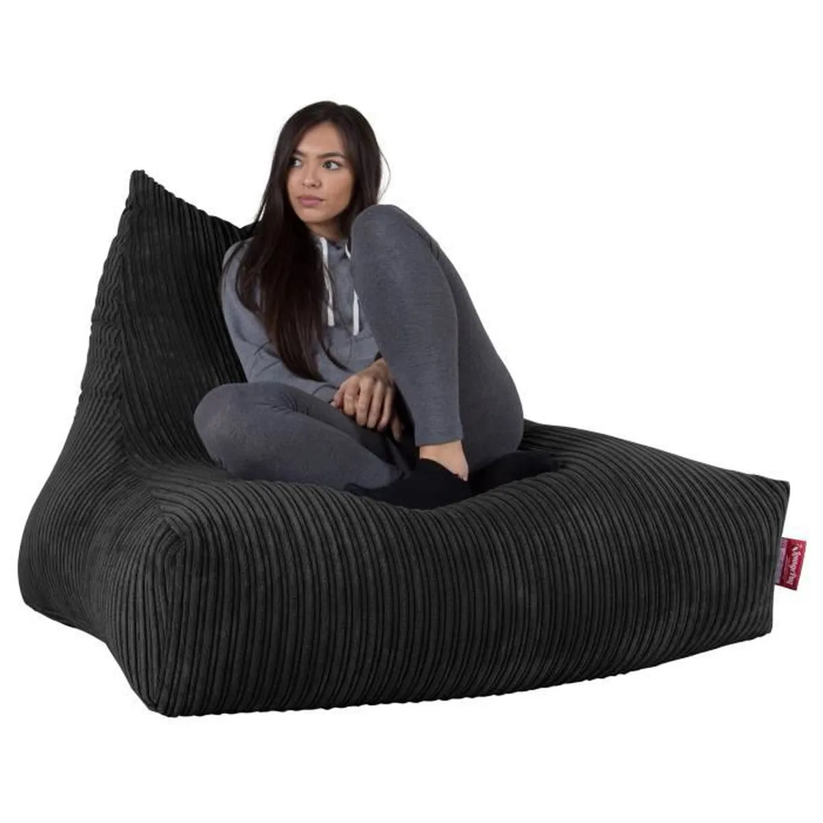 lounge pug gros pouf fauteuil relax