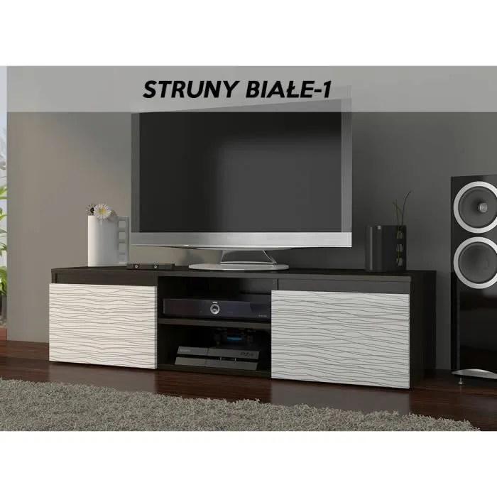 goreme 1w meuble bas tv contem