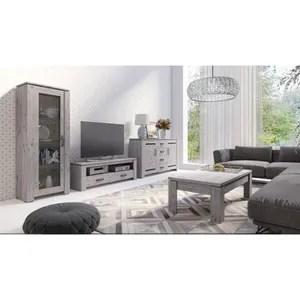 meubles salon gris achat vente
