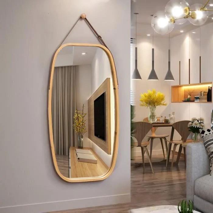 miroir horizontal