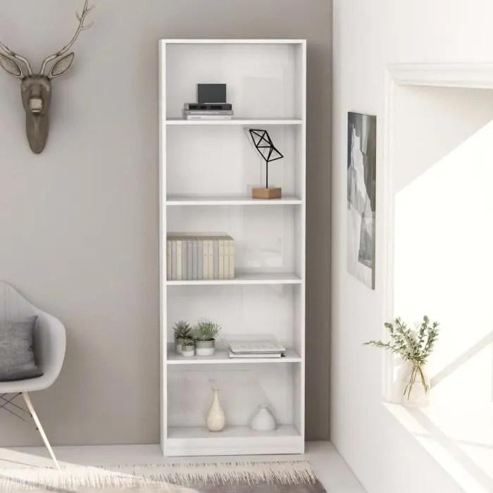 5 niveaux meuble de rangement