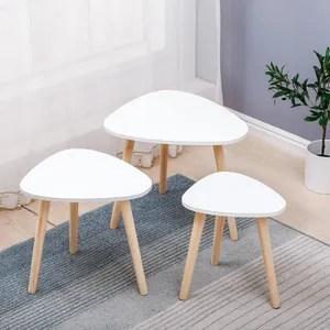table basse scandinave mat