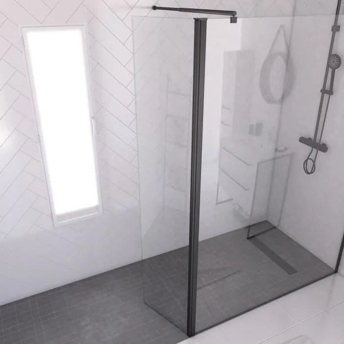 volet pivotant 40cm pour de douche a l italienne