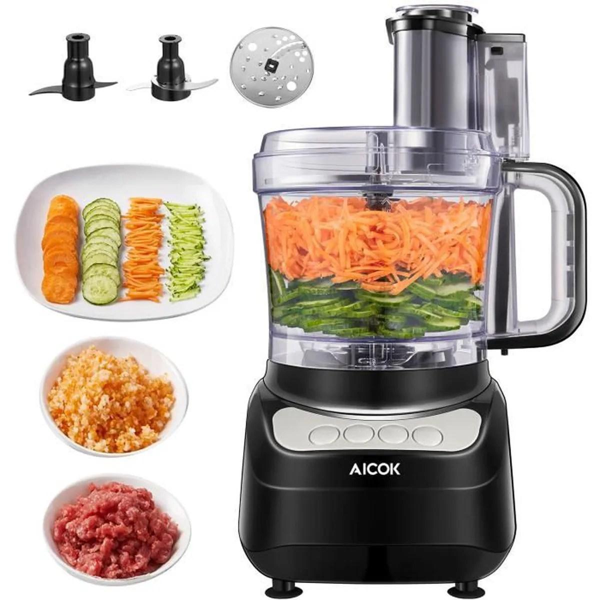 robot cuisine multifonctions 1 8 l