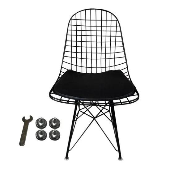 chaise eiffel ikea style industriel