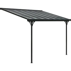 https www cdiscount com jardin parasol tonnelle voile d ombrage pergola pergola fer forge l 163170407 html
