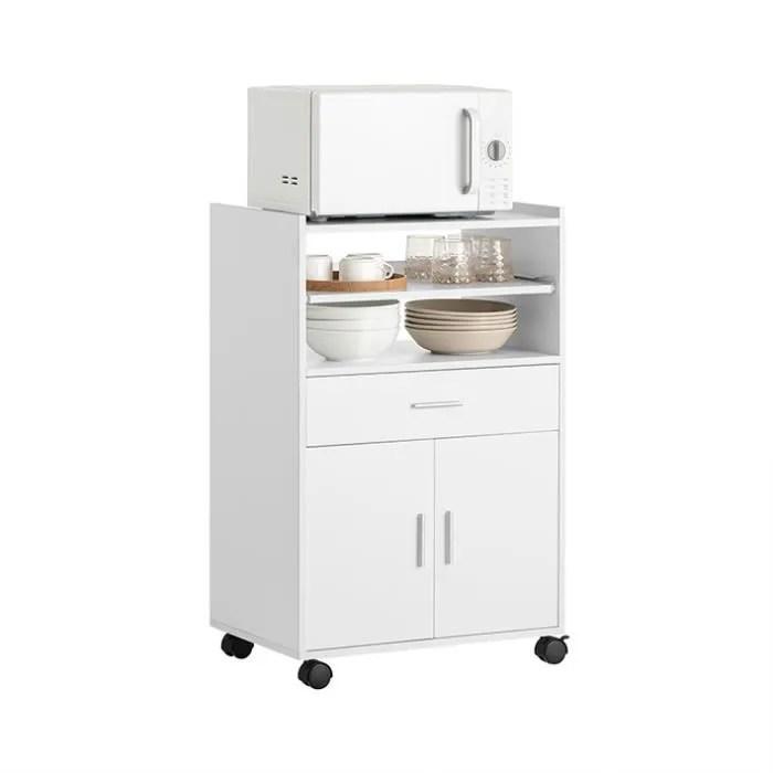 meuble cuisine pour micro onde