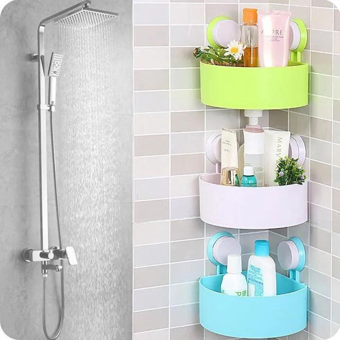 etagere d angle etagere de rangement salle de bain