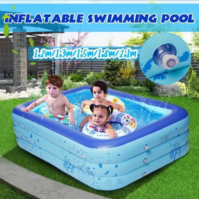 piscine gonflable 1m hauteur
