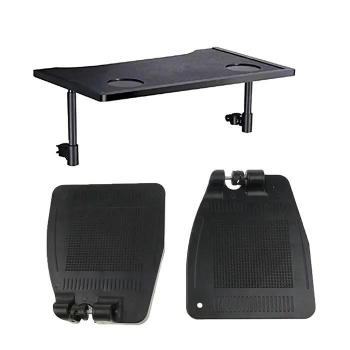 table pour fauteuil roulant 1 piece avec accessoires 1 paire de repose pieds en fauteuil roulant