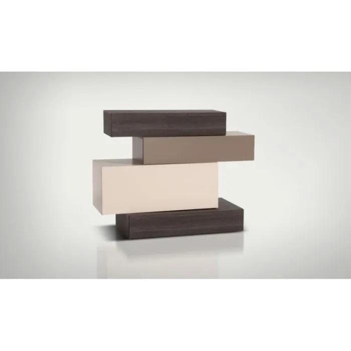 meuble rangement design 1 porte et 3