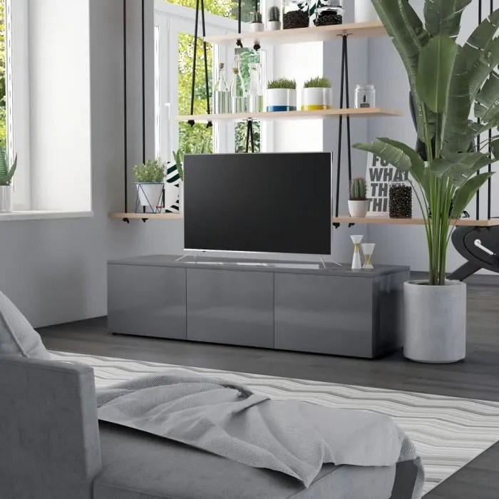 meuble tv haut et bas