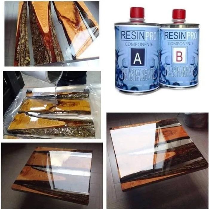 resine epoxy transparente effet eau pour modelage creations artistiques revetements protecteurs externes reparations