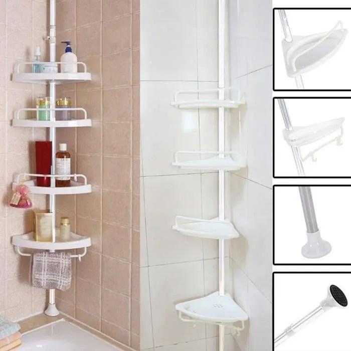 salle de bain baignoire douche caddy porte d angle