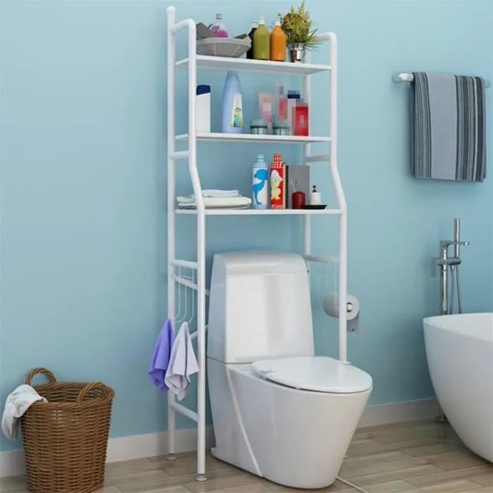 meuble wc a poser