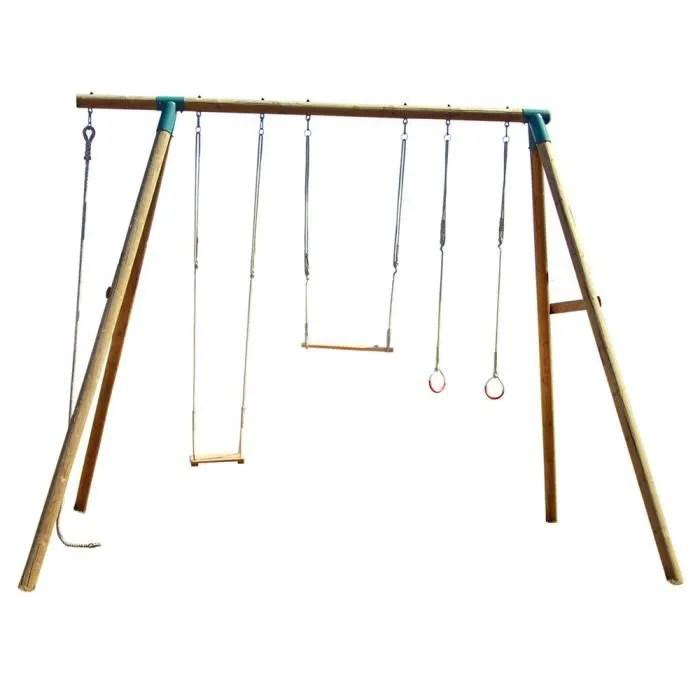portique pour adulte en bois 3 10 x 3