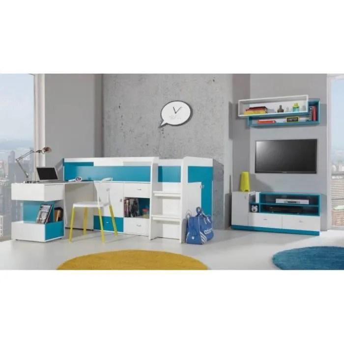 chambre enfant mobi avec lit combine bureau chambres d enfant