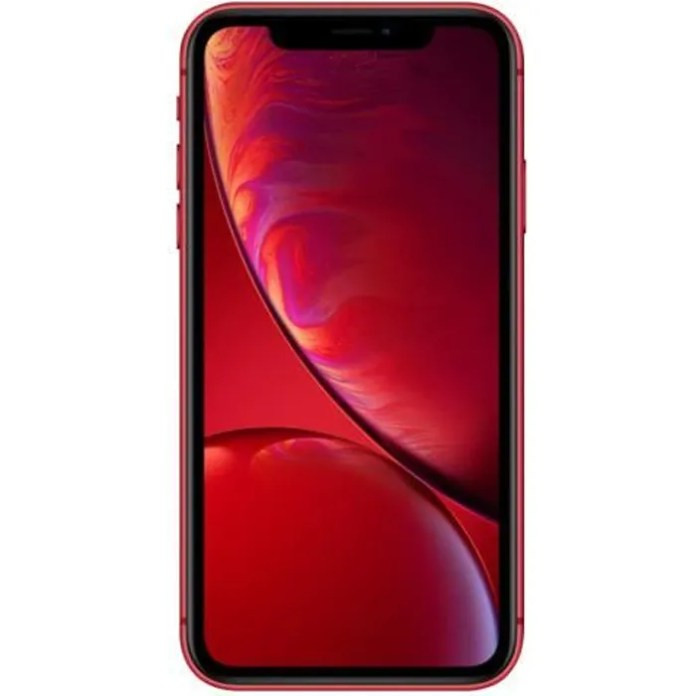 APPLE Iphone Xr 64GB Red - Refurbished - Very good condition