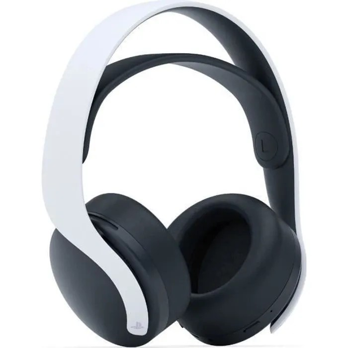 Sony PS5 Pulse 3D Wireless Headset Black and Gray