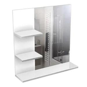 Miroir De Salle De Bain Avec Tablette Achat Vente Miroir De Salle De Bain Avec Tablette Pas Cher Soldes Sur Cdiscount Des Le 20 Janvier Cdiscount