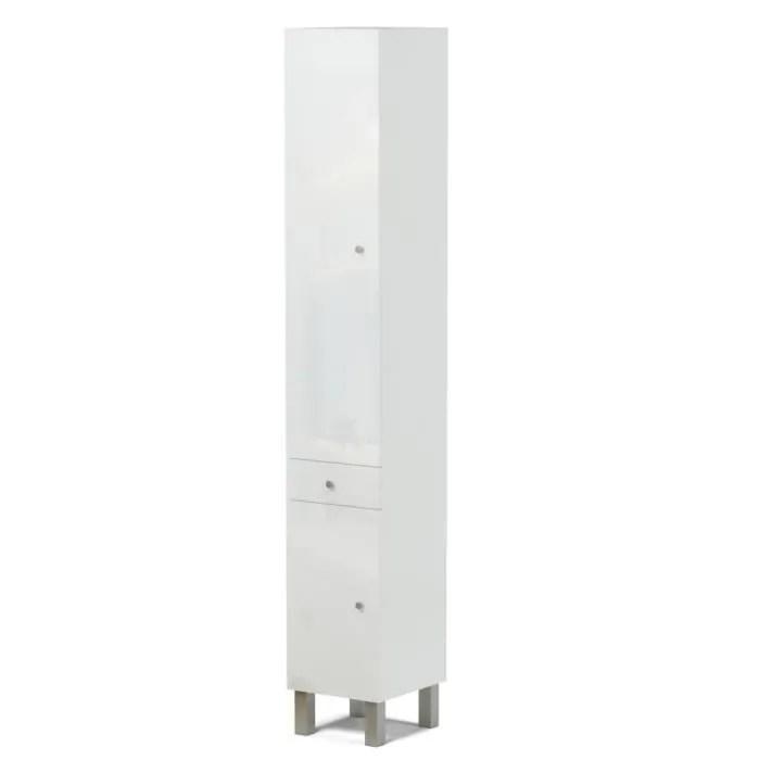 corail colonne de salle de bain l 30 cm