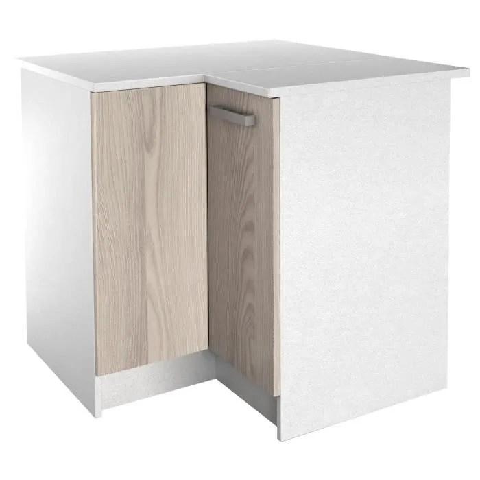 start meuble de cuisine bas d angle avec plan de t