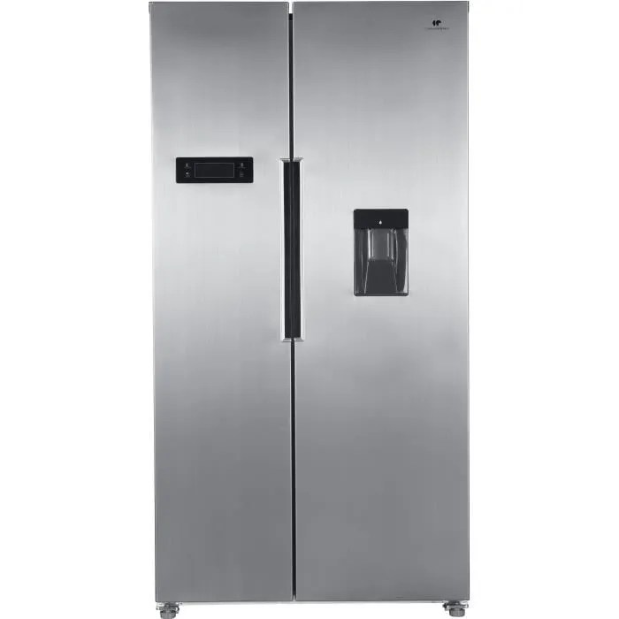 continental edison refrigerateur