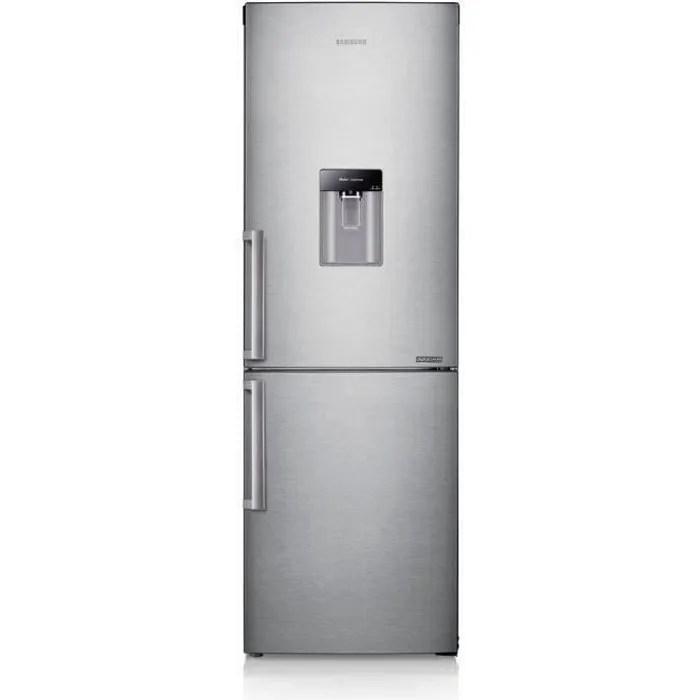 refrigerateur congelateur bas froid ventile hauteur 165 maxi