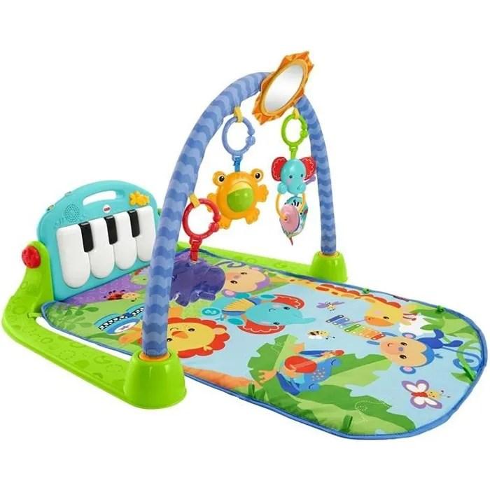fisher price tapis piano